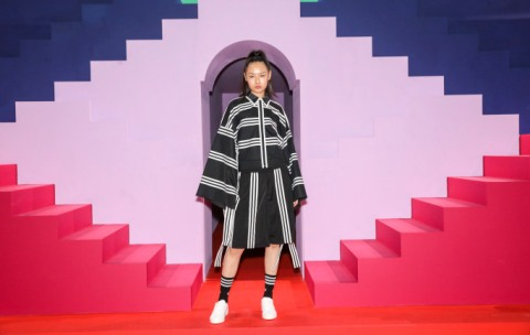 Adidas Originals by Ji Won Choi RTW Fall 2019